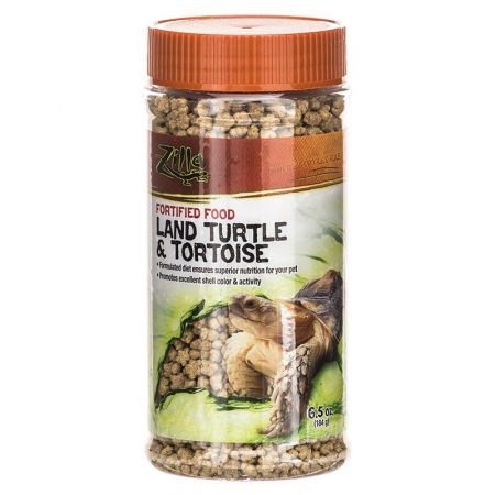 Zilla Zilla Land Turtle Food
