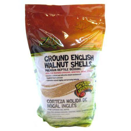 Zilla Zilla Desert Blend Ground English Walnut Shells Reptile Bedding