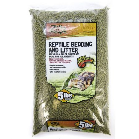 Zilla Zilla Reptile Bedding & Litter - Alfalfa Substrate
