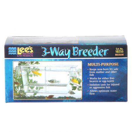 Lee's Lees 3-Way Breeding Tank