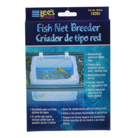 Lee's Lees Fish Net Breeder