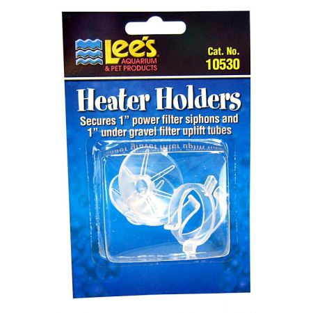 Lee's Lees Heater Holders Suction Cups