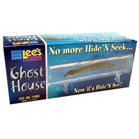 Lee's Lees Ghost House