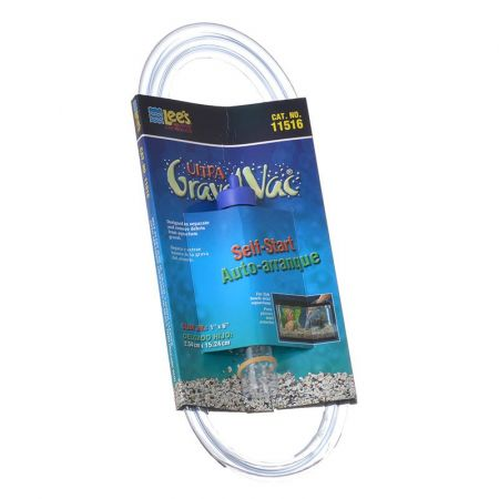 Cleaning & Maintenance Lees Mini Ultra Gravel Vac With Nozzle 5 In Fish & Aquariums