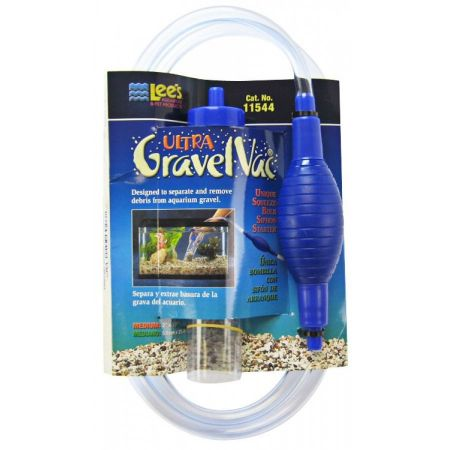 Lee's Lees Ultra Gravel Vac with Squeeze Bulb