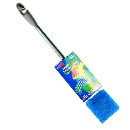 Lee's Lees Glass Scrubber with Long Handle