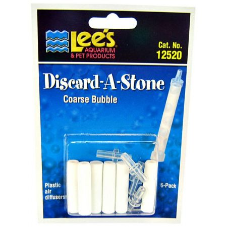 Lee's Lees Discard-A-Stone Coarse Bubble