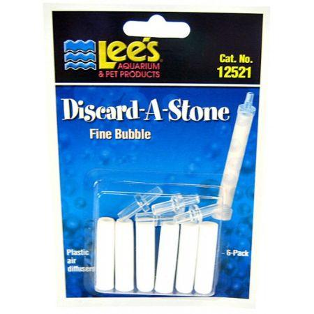 Lee's Lees Discard-A-Stone Fine Bubble