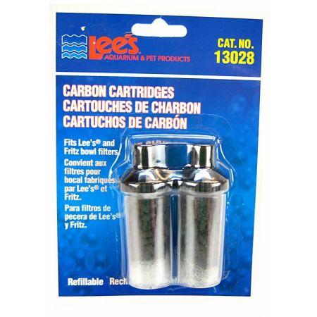 Lee's Lees Fishbowls Undergravel Carbon Cartridges