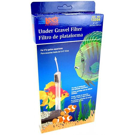 Filters Undergravel