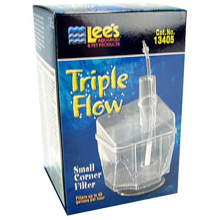 Lee's Lees Triple Flow Corner Filter