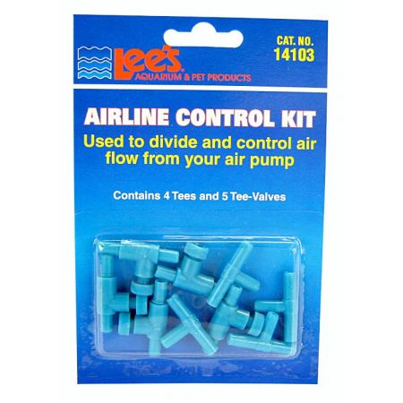 Lee's Lees Airline Control Kit with Valves