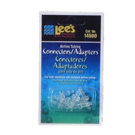 Lee's Lees Airline Tubing Connector/Adaptor