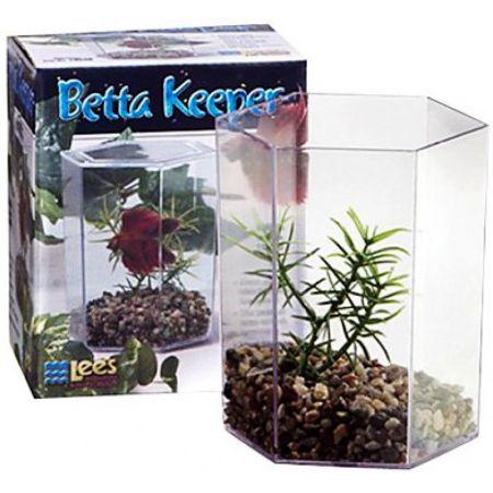 Lee's Lees Betta Hex Aquarium Kit