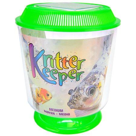 Lees Round Kritter Keeper alternate view 2