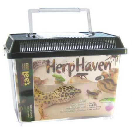 Lees HerpHaven Terrarium - Rectangular alternate view 2