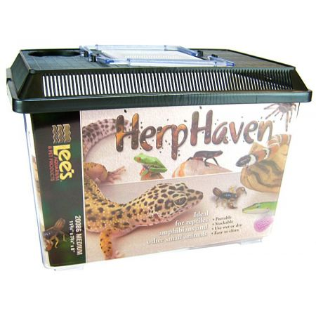 Lees HerpHaven Terrarium - Rectangular alternate view 3