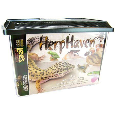 Lees HerpHaven Terrarium - Rectangular alternate view 4