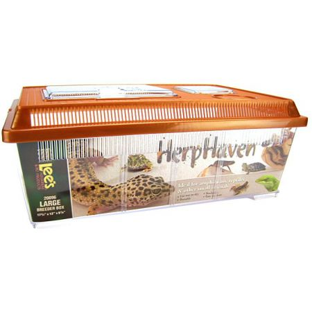 Lee's Lees HerpHaven Breeder Box - Plastic