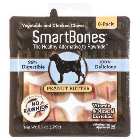 Smartbones SmartBones Peanut Butter Dog Chews