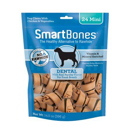 Smartbones SmartBones Dental Bones - Chicken & Vegetable Dog Chews
