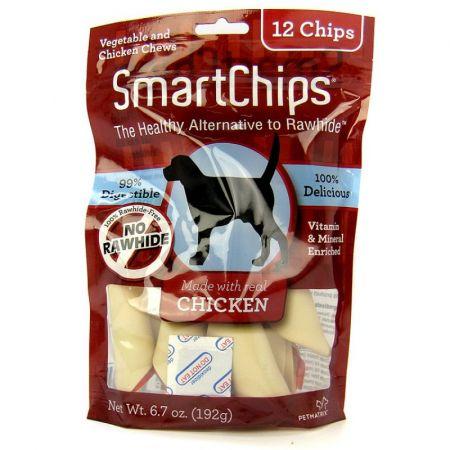 Smartbones SmartBones SmartChips - Chicken & Vegetable Dog Chews