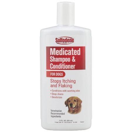 Sulfodene Sulfodene Medicated Shampoo