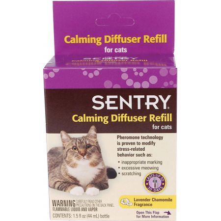 Sentry Sentry Calming Diffuser Refill for Cats
