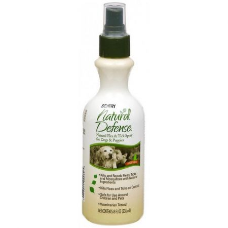 Sentry Sentry Natural Defense Flea & Tick Spray