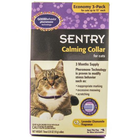 Sentry Sentry Calming Collar for Cats