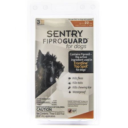 Sentry Sentry FiproGuard for Dogs