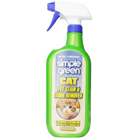 Simple Green Simple Green Cat Pet Stain & Odor Remover