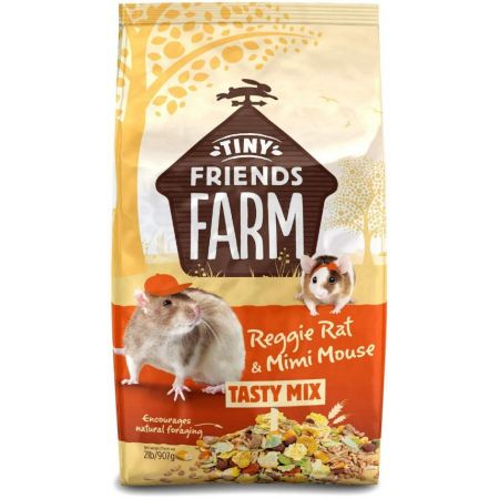 Supreme Pet Foods Reggie Rat Food