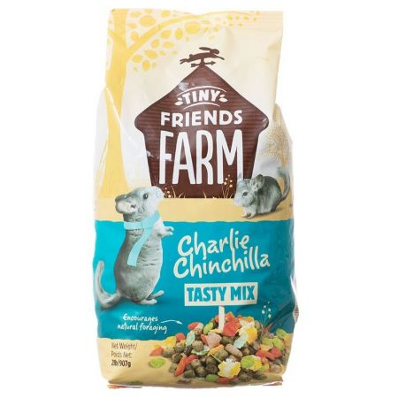 Supreme Pet Foods Supreme Pet Foods Charlie Chinchilla Food