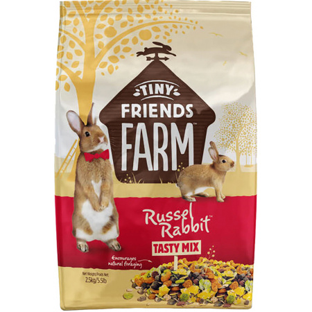 Supreme Pet Foods Russel Rabbit Food alternate view 2