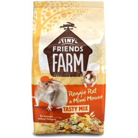 Supreme Pet Foods Reggie Rat Food alternate view 2