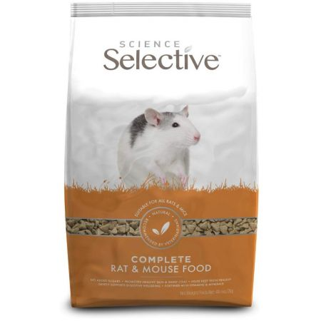 Supreme Science Selective Complete Rat & Mouse Food alternate view 1