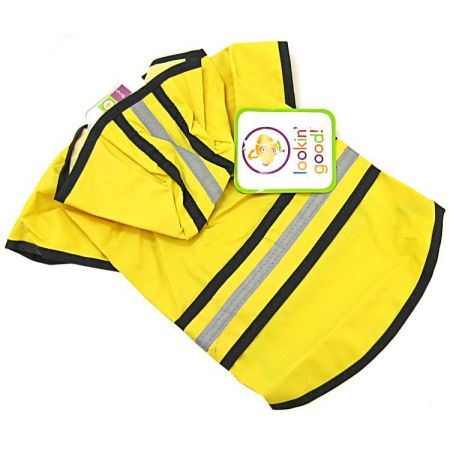 Fashion Pet Fashion Pet Rainy Day Dog Slicker - Yellow
