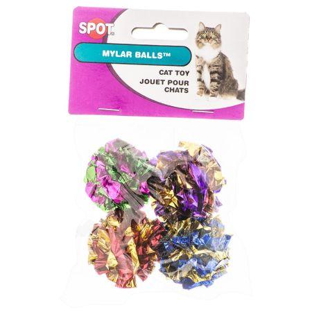 Spot Spot Spotnips Mylar Balls Cat Toys