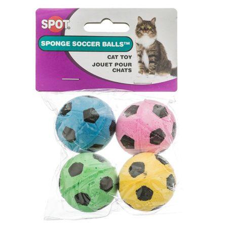 Spot Spot Spotnips Sponge Soccer Balls Cat Toys