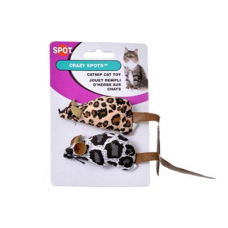 Spot Spot Crazy Spots Mice with Catnip