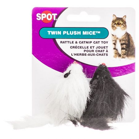 Spot Spot Spotnips Miami Mice Cat Toys