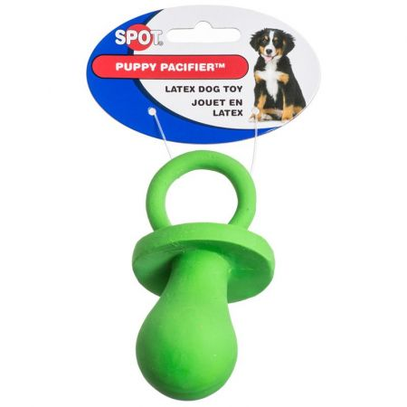 Spot Spot Spotbites Latex Puppy Pacifier
