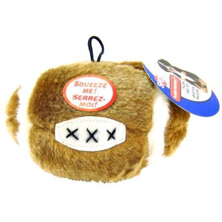 Spot Spotbites Plush Football Dog Toy