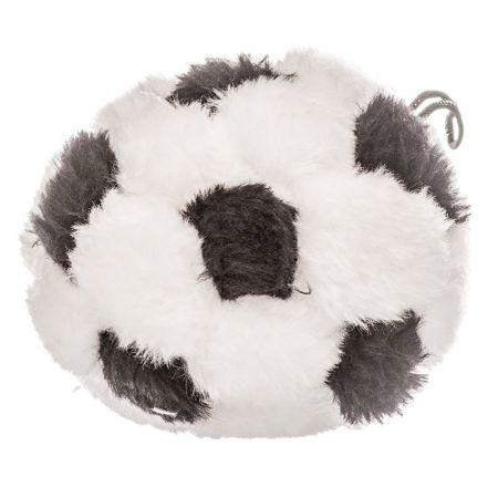 Spot Spot Plush Soccer Ball Dog Toy