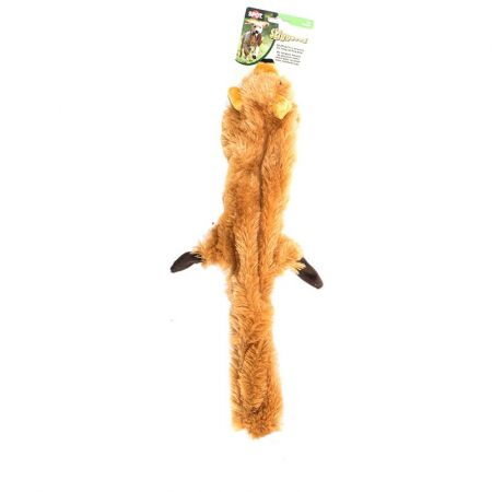 Spot Spot Skinneeez Plush Fox Dog Toy