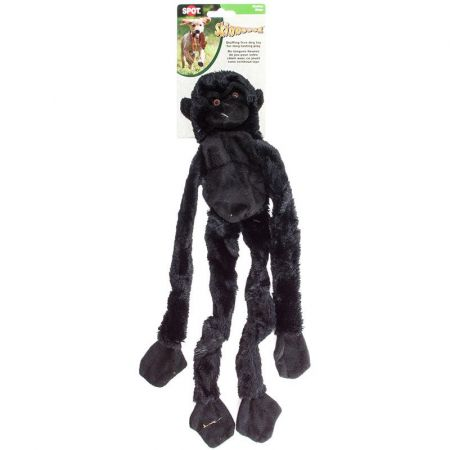 Spot Spot Skinneeez Plush Jungle Monkey Dog Toy