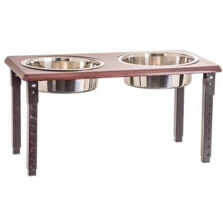 Spot Posture Pro Double Diner - Stainless Steel & Cherry Wood alternate view 2