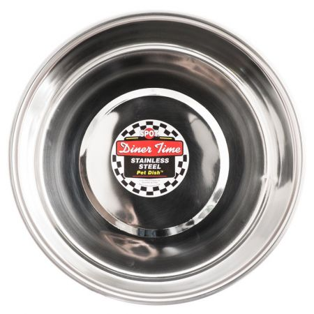 Spot Stainless Steel Pet Bowl alternate view 3