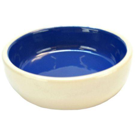Spot Ceramic Kitty Saucer Crock